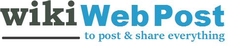 WikiWebPost