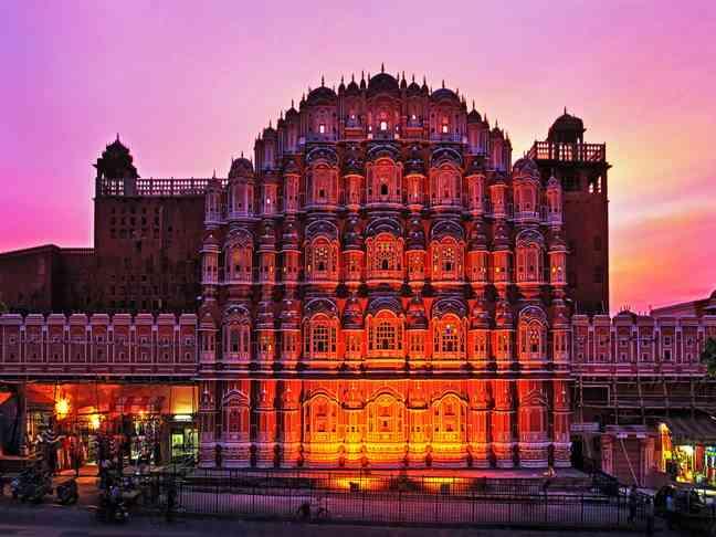 Pink City, Jaipur