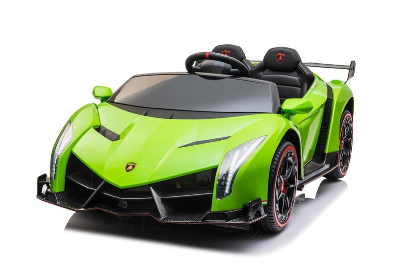 Lamborghini Veneno 12V 2 Seater Ride-on Car- Kids Ride On Cars