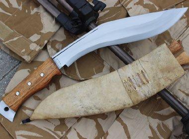 Gurkha khukuri knife